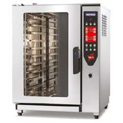 Horno electrico 10 GN 1/1 INOXTREND electronico