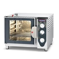 Horno electrico 4 GN 2/3 mixto INOXTREND Snack