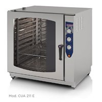 Horno electrico 11 GN 2/1 INOXTREND C
