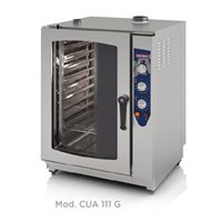 Horno gas 11 GN 1/1 INOXTREND C