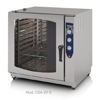 Horno electrico 11 GN 2/1 mixto INOXTREND C