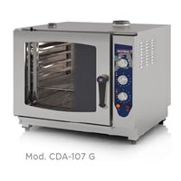 Horno gas 7 GN 1/1 mixto INOXTREND C