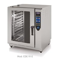 Horno electrico 11 GN 1/1 mixto INOXTREND CE