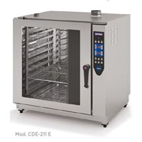 Horno electrico 11 GN 2/1 mixto INOXTREND CE