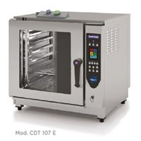 Horno electrico 7 GN 1/1 mixto INOXTREND CP