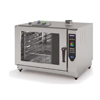 Horno gas 7 GN 2/1 mixto INOXTREND CP