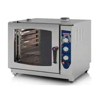 Horno electrico 7 GN 1/1 mixto INOXTREND C