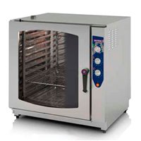 Horno electrico 7 GN 2/1 mixto INOXTREND C