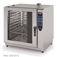 Horno gas 11 GN 2/1 mixto INOXTREND CE
