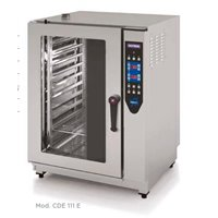Horno gas 11 GN 1/1 mixto INOXTREND CE