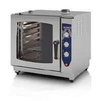 Horno gas 7 GN 1/1 INOXTREND C