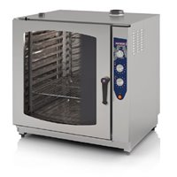 Horno gas 11 GN 2/1 INOXTREND C