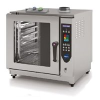 Horno gas 7 GN 1/1 mixto INOXTREND CP