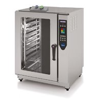 Horno electrico 11 GN 1/1 mixto INOXTREND CP