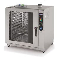 Horno gas 11 GN 2/1 mixto INOXTREND CP