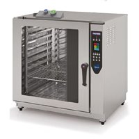 Horno electrico 11 GN 2/1 mixto INOXTREND CP