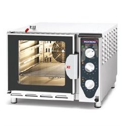 Horno electrico 4 GN 1/1 mixto INOXTREND Snack