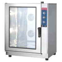 Horno gas 12 GN 1/1 INOXTREND O